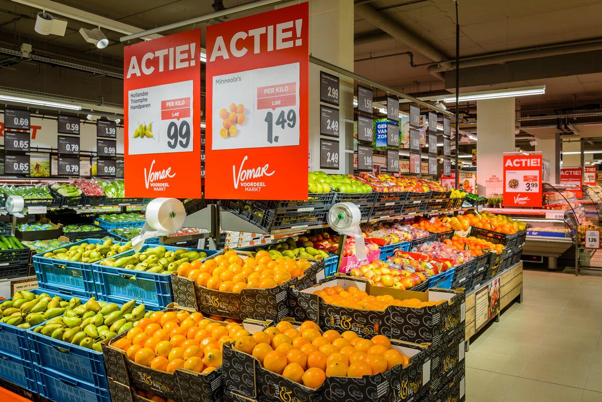 Vomar supermarkt