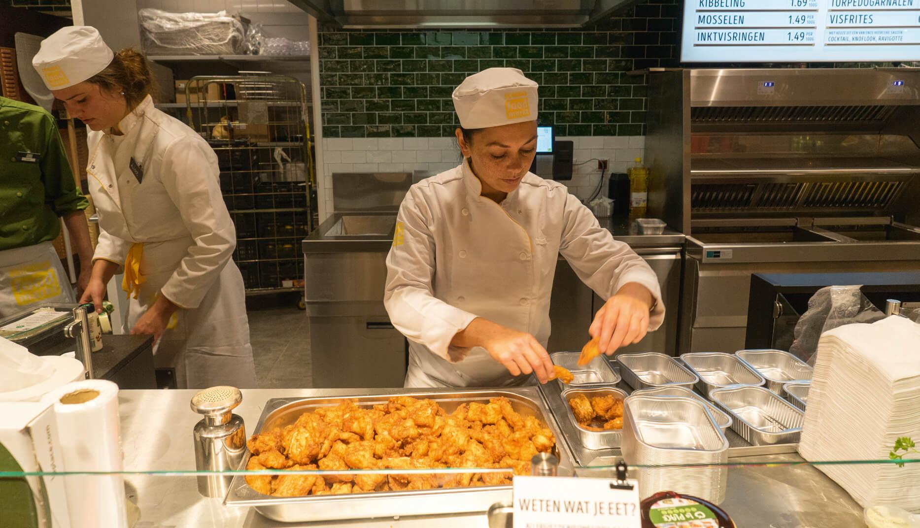 Assortimentstrends voor vis: Jumbo Foodmarkt vis