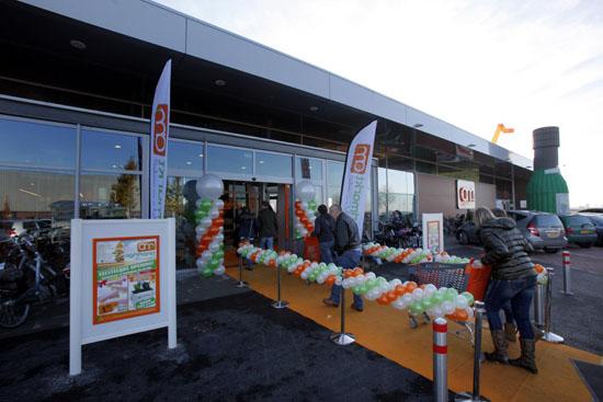 Oosterhout zet licht op groen voor Agrimarkt