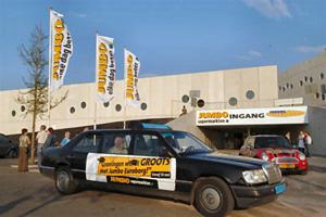 Euroborg eind september Jumbo Foodmarkt