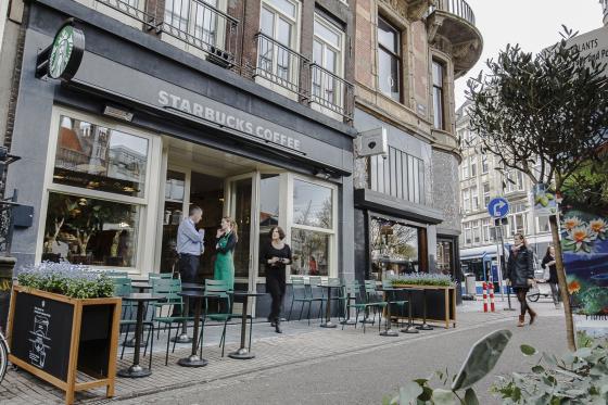 Miljoenen van Starbucks-deal teruggevorderd