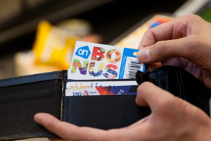 Vaker AH bonuskaart dan rijbewijs op zak