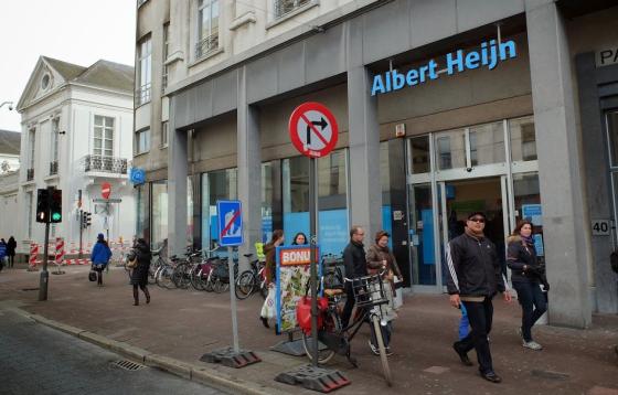 AH opent winkel aan rand van Brussel