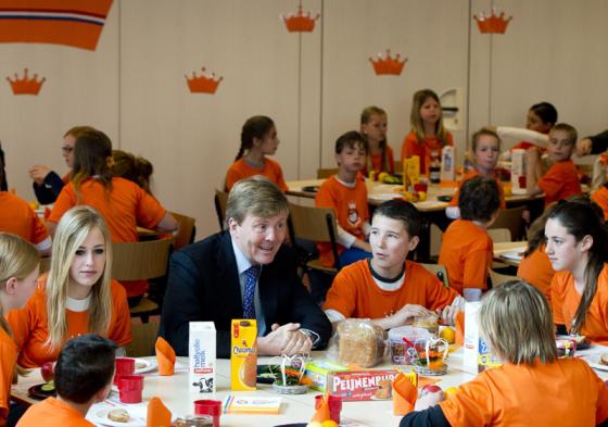 Koningsontbijt Jumbo voor 1,2 miljoen kinderen