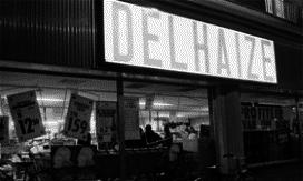 Delhaize sloopt Bende van Nijvel-winkel