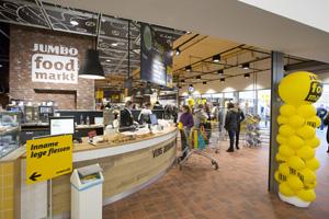 PvdD in actie tegen Jumbo Foodmarkt