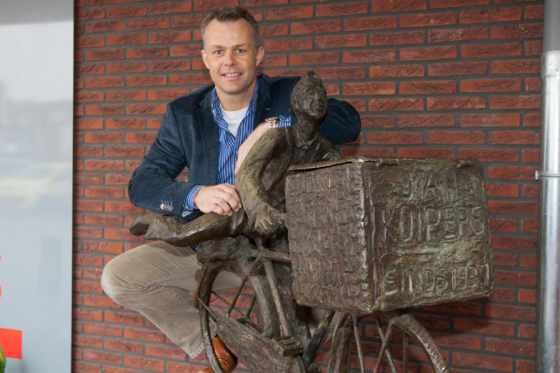 Biografie over Jumbo-ondernemer Kuipers