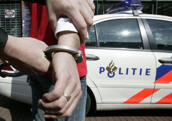 Ravage na sigarettenroof bij Enschedese AH