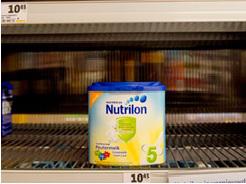 Nutricia gaat meer Nutrilon produceren