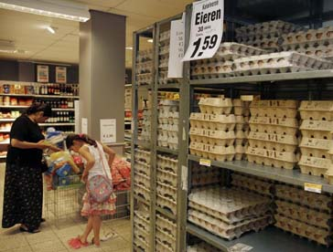 CBL: eierenverkoop 'business as usual'