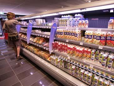 Prijzen zuivel, vlees en vis flink hoger