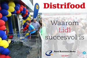 Waarom Lidl succesvol is
