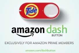 Amazon brengt Dash-knop naar Duitsland