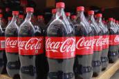Coca-Cola profiteert van Europees zomerweer