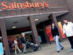 Sainsbury zucht onder prijzenslag