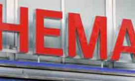 Hema gaat nieuwe formule in zes winkels testen