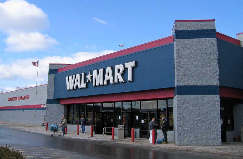 Walmart boekt grootste omzetplus in 10 jaar