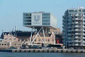 Staking kantoorpersoneel Unilever voorbij