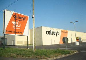 Colruyt eigen merk online naar Nederland