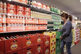 'Stop drankverkoop in de supermarkt'