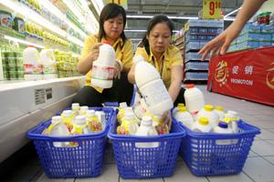 AH zet rem op verkoop melkpoeder