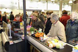 Winkeliers doen beroep op bankensector