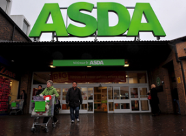 Asda groeit harder dan koper Sainsbury's
