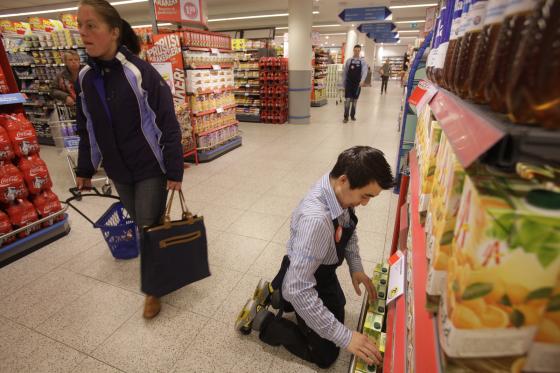 UWV rekent op banengroei in detailhandel