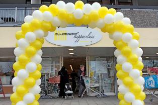 Kippersluis moet direct uit winkel Utrecht