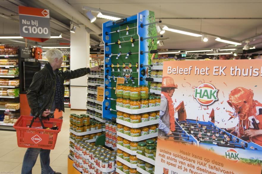 Van Tol gaat export Hak-merk oppakken