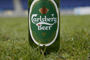 Minder omzet bierbrouwer Carlsberg