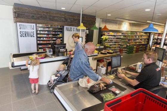 Zelfstandige super houdt inflatie niet bij
