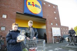 Jan Linders en AH ageren tegen komst Lidl