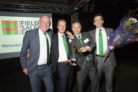 Overall-winnaar: Heineken