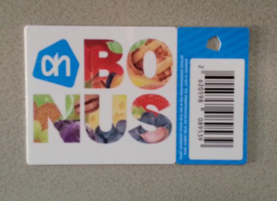 Nieuwe bonuskaart had tien jaar eerder gemogen