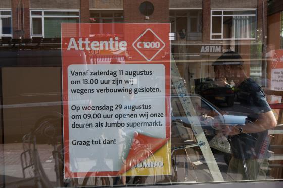 C1000-winkeliers tekenden onder druk