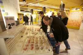 Video: Foodmarkt in Dag van de Supermarkt