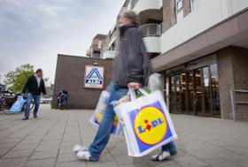 Duitsland: discounters worden duurder