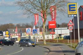 Supermarkten in grensstreek verliezen tot wel 15 procent