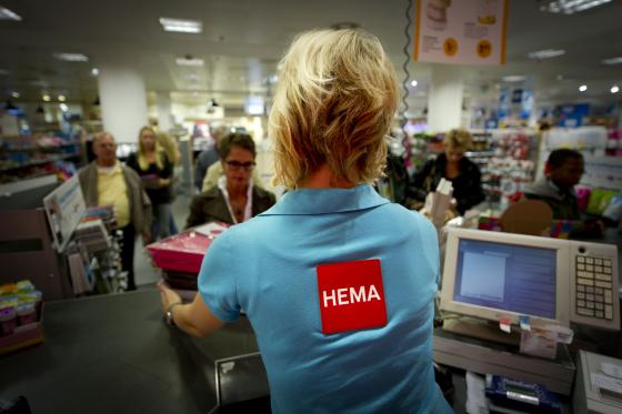 Webwinkel Hema kan Sintdrukte niet aan
