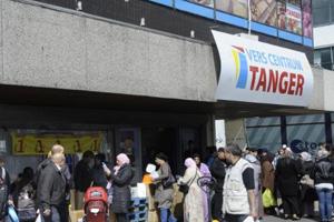 Tanger wil naar Brussel en Duitsland