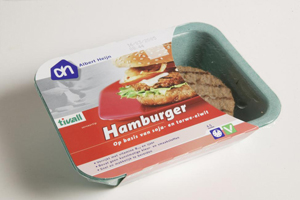 Vegaburger AH slecht uit test