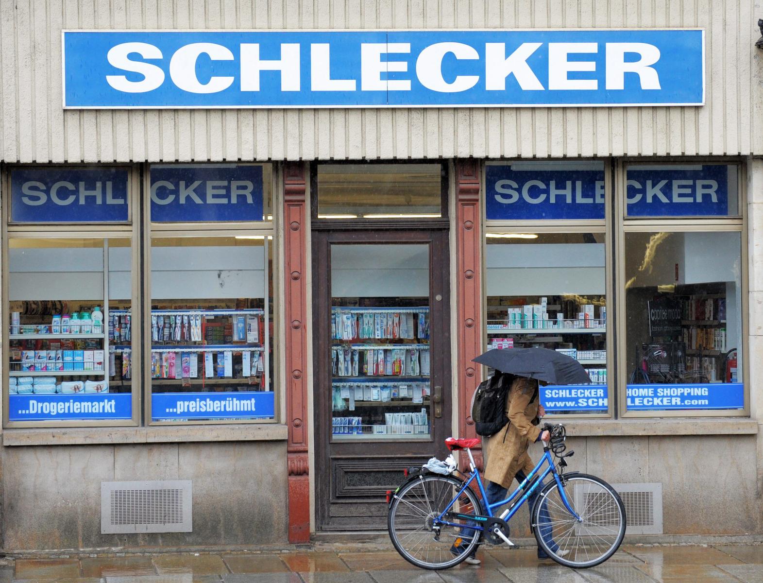 Voorwaardelijke gevangenisstraf Schlecker