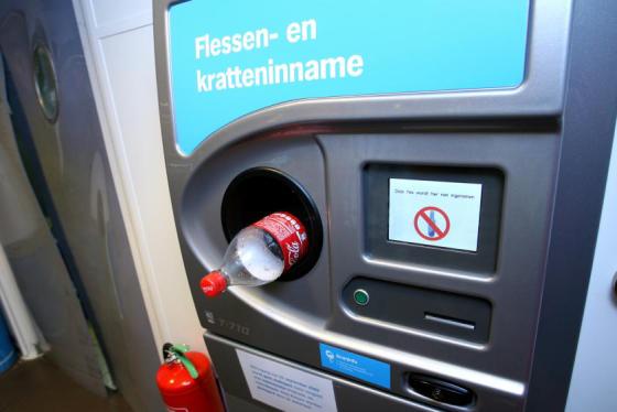 Vlaanderen wil juist invoering statiegeld