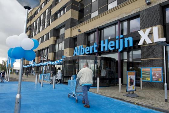 Sterk vierde kwartaal voor Albert Heijn