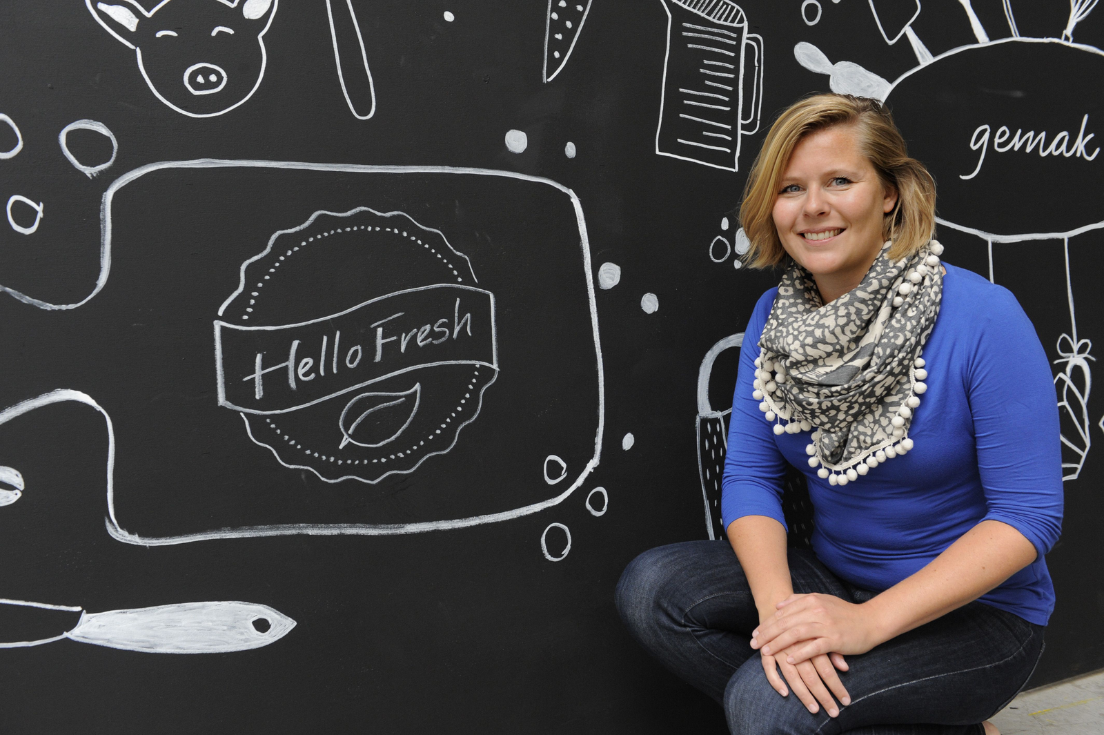 Ceo Maartje Frederiks verlaat HelloFresh