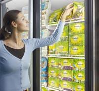 Led-verlichting sluipt supermarkten binnen