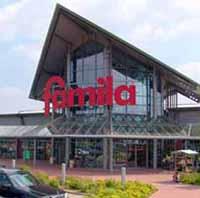 Famila hypermarkten naar Nederland