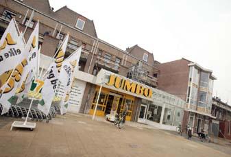 Jumbo en Plukon winnaars Industributie