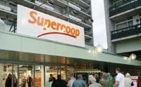 Supercoop moet stadswinkel sluiten